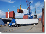 Freight shipping to China